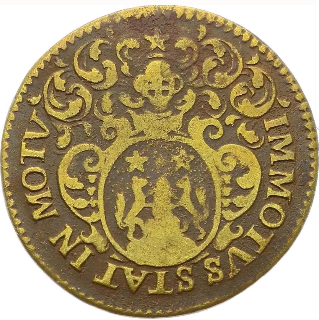 Poutet r jeton henri poutet jeton cuivre 1686